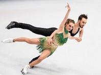 Французская пара установила новый рекорд в танцах на льду