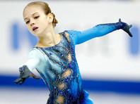 Фигуристка Трусова впервые в истории женского катания исполнила четверной лутц (ВИДЕО)