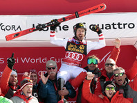 Марсель Хиршер из Австрии переписал историю горнолыжного спорта