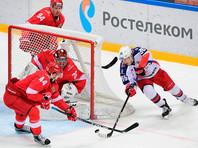 СКА и ЦСКА без поражений прошли во второй раунд розыгрыша Кубка Гагарина
