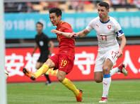 Китайские футболисты рискуют превратиться в мумии из-за запрета на татуировки