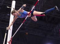 Прыгунья с шестом Сидорова выиграла серебро чемпионата мира