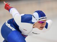 Конькобежка Ольга Фаткулина выиграла бронзовую награду чемпионата мира
