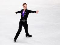 Фигурист Коляда выиграл бронзовую медаль чемпионата мира