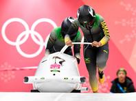 Бобслеистка Ямайки, принимавшая участие в Олимпиаде-2018, попалась на допинге