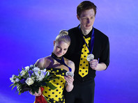 Тарасова и Морозов добыли серебро чемпионата мира по фигурному катанию