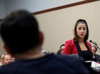 Олимпийская чемпионка подала в суд на американский НОК и федерацию гимнастики страны