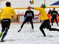 Волейбол на снегу не появится в ближайшее время в программе Олимпиад