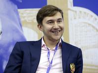 Сергей Карякин вышел в лидеры турнира претендентов на шахматную корону