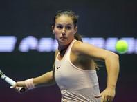 Теннисистка Дарья Касаткина впервые в карьере поднялась на 11-е место в рейтинге WTA