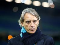 """Тренер """"Зенита"""" Роберто Манчини заговорил о работе в Англии"""