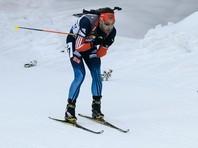 Биатлонисту Дмитрию Малышко пришлось одолжить винтовку у лидера Кубка мира