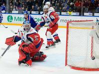 Хоккеисты СКА и ЦСКА уверенно начали второй круг Кубка Гагарина