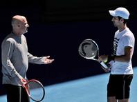 Теннисист Джокович прекратил сотрудничество с тренером Агасси