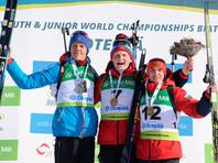 Юные российские биатлонисты установили исторический рекорд на чемпионате мира
