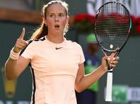 Дарья Касаткина обыграла вторую ракетку мира на турнире в Индиан-Уэллсе