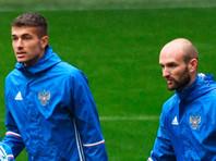 Двух футболистов сборной России оштрафовали за поход в ресторан после матча с Бразилией