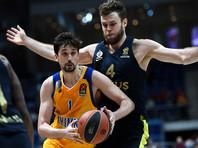 "Баскетболист ""Химок"" Алексей Швед установил рекорд Евролиги по количеству очков за сезон"