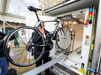 На велогонках байки будут просвечивать рентгеновскими лучами в поисках моторов