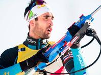Мартен Фуркад выиграл спринт на этапе Кубка мира по биатлону в Тюмени