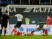 Сборная России по футболу проиграла французам в товарищеском матче