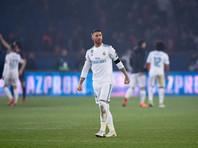 """Капитан """"Реала"""" во время матча отпросился у судьи в туалет"""