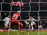 Сборная Испании по футболу разгромила Аргентину в товарищеском матче