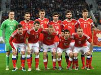 Сборная России приблизилась к антирекордной отметке в рейтинге ФИФА