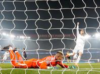 """Мадридский """"Реал"""" восьмой раз кряду вышел в четвертьфинал Лиги чемпионов УЕФА"""