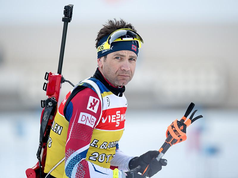 Восьмикратный олимпийский чемпион Уле Эйнар Бьорндален объявил о завершении карьеры биатлониста