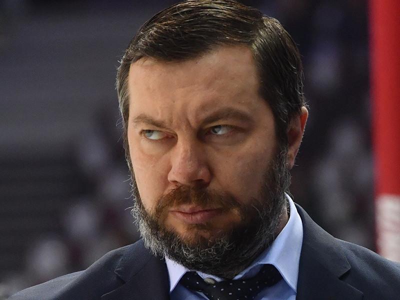 Илья Воробьев сменил Олега Знарка у руля сборной России по хоккею