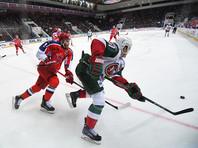 Хоккеисты ЦСКА вернули интригу финальной серии Кубка Гагарина