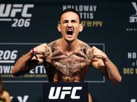 Соперника Хабиба Нурмагомедова не допустили до титульного боя UFC