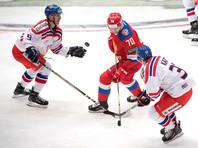 Российские хоккеисты прервали серию из пяти поражений, впервые победив под руководством Воробьева