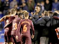 """""""Барселона"""" стала 25-кратным чемпионом Испании по футболу"""