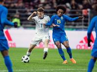 Сборная России по футболу вновь пробила дно в рейтинге ФИФА