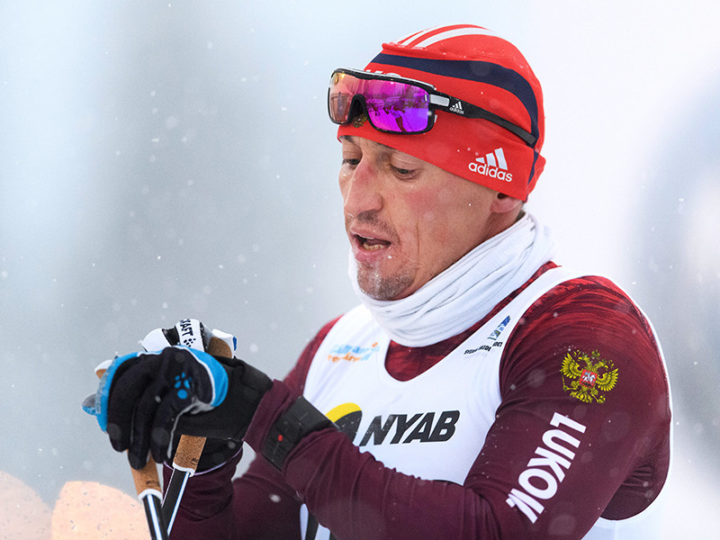 Лыжник Александр Легков объявил о завершении международной карьеры