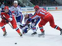 Хоккеисты ЦСКА победили СКА и вышли в финал Кубка Гагарина