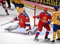 Хоккеисты сборной России продолжают проигрывать при новом тренере
