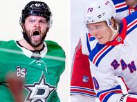 Хоккеистов Радулова и Наместникова пригласили в сборную страны