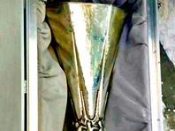 Мексиканская полиция быстро нашла украденный трофей футбольной Лиги Европы