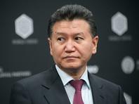 Илюмжинов отказался уходить с поста главы ФИДЕ, несмотря на требование совета