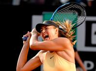 Мария Шарапова сыграет с Симоной Халеп в полуфинале турнира в Риме