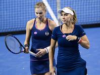 Распалась сильнейшая теннисная пара России: Макарова и Веснина нашли новых партнеров