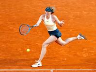 Мария Шарапова уступила первой ракетке мира в полуфинале римского турнира