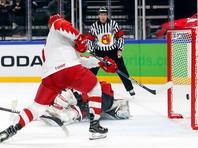 Российские хоккеисты и во втором матче на чемпионате мира забросили семь безответных шайб