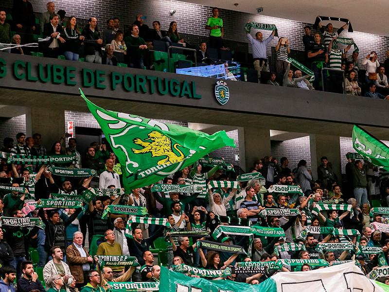 """Футболисты лиссабонского """"Спортинга"""" могут бойкотировать финальный матч Кубка Португалии после того, как некоторые из них подверглись нападению со стороны фанатов клуба"""