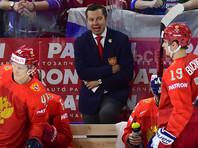 Илья Воробьев будет тренером сборной России по хоккею минимум на два года