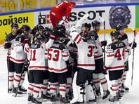 Подопечные Ильи Воробьева в потрясающем по накалу четвертьфинальном матче уступили родоначальникам хоккея в овертайме со счетом 4:5