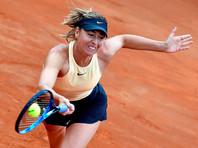 Теннисистка Мария Шарапова пробилась в четвертьфинал второго турнира подряд